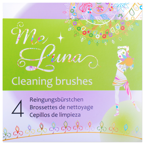 Cleaning brushes (4 pieces)