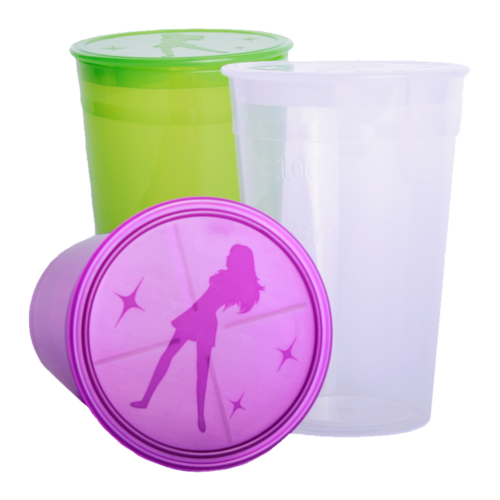 Me Luna® Cleaning cup (PP)