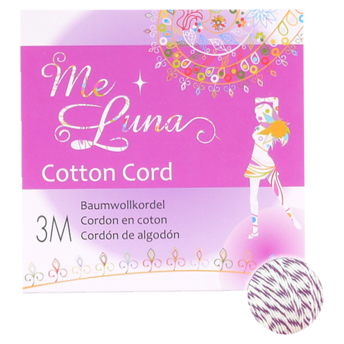 Me Luna® Cotton cord
