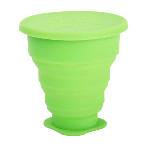 Travel Cleaning Cup, Green