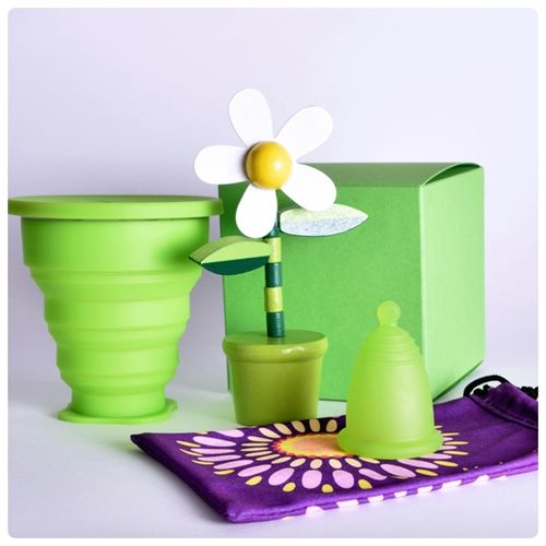 Me Luna® Flower-Power, Green