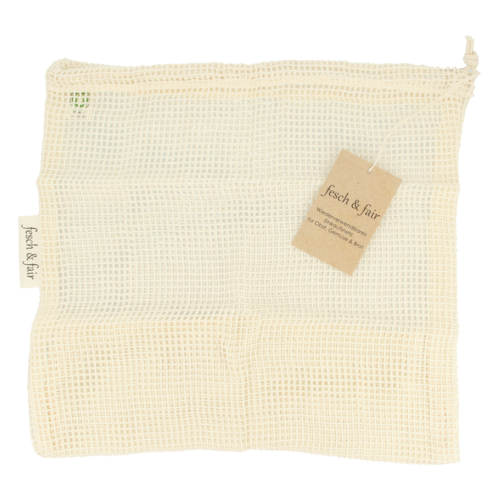 fesch&fair Net made of Organic Cotton