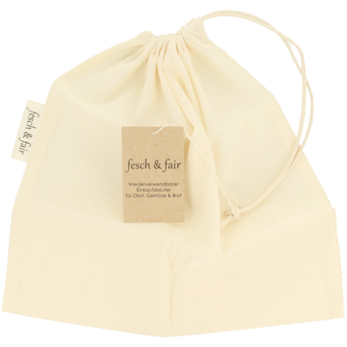 fesch&fair Bag made of Organic Cotton