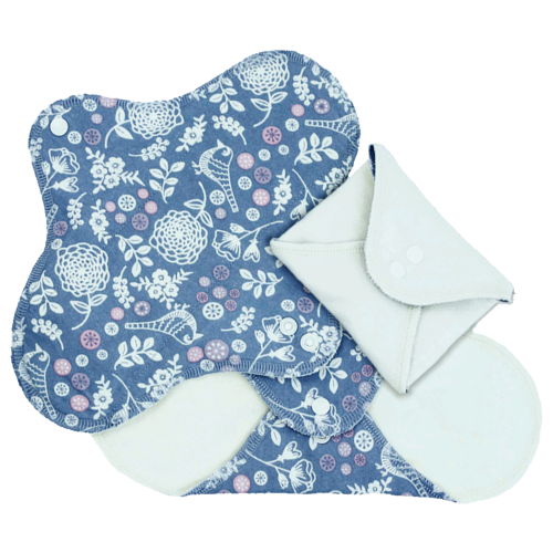 ImseVimse Sanitary Pads Regular, Garden