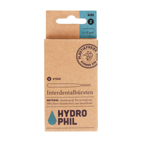 Hydrophil bamboo Interdental Brush